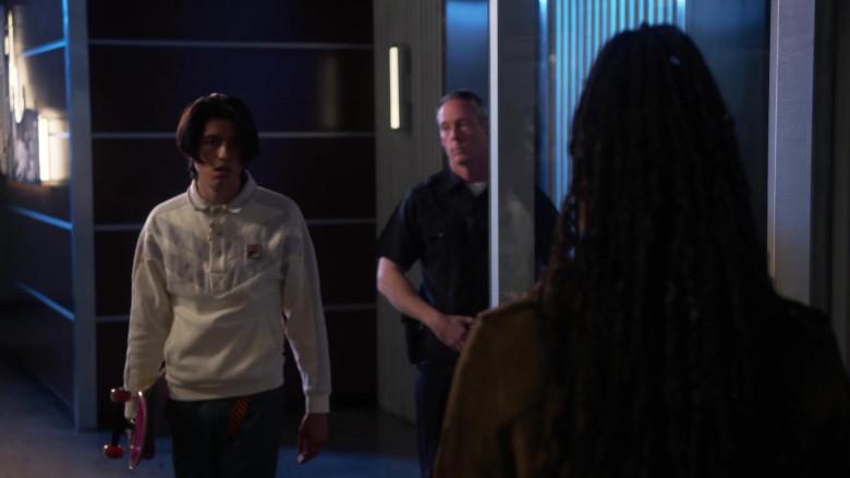 Fila Men's Shirt in L.A.'s Finest S02E12