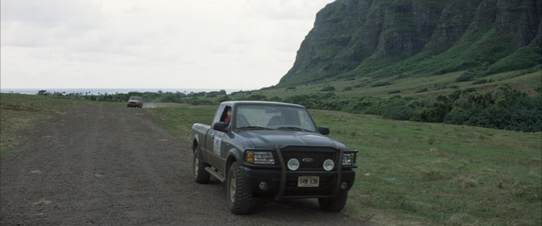 Ford Ranger Pickup Truck Car of Adam Sandler as Henry Roth in 50 First Dates Movie (3)