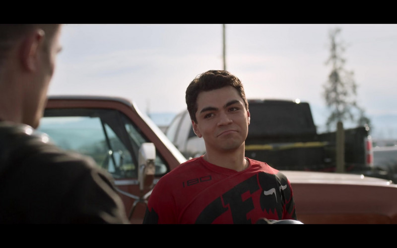 Fox Racing Motocross Gear Worn by Adam Irigoyen as Isaac Rodriguez in Away S01E06 (1)
