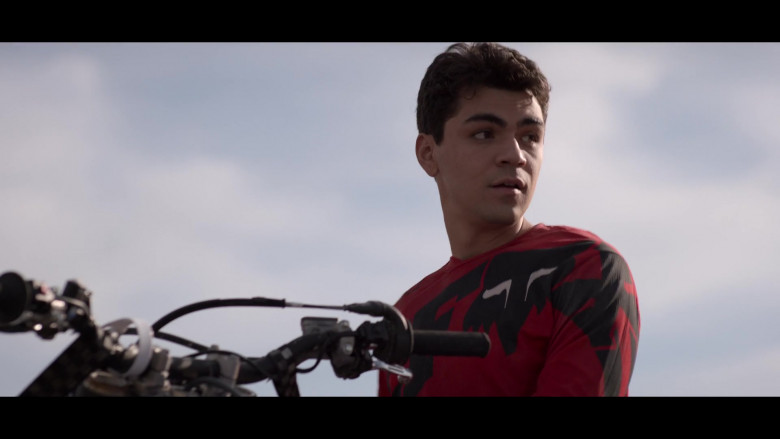 Fox Racing Motocross Gear Worn by Adam Irigoyen as Isaac Rodriguez in Away S01E06 (2)