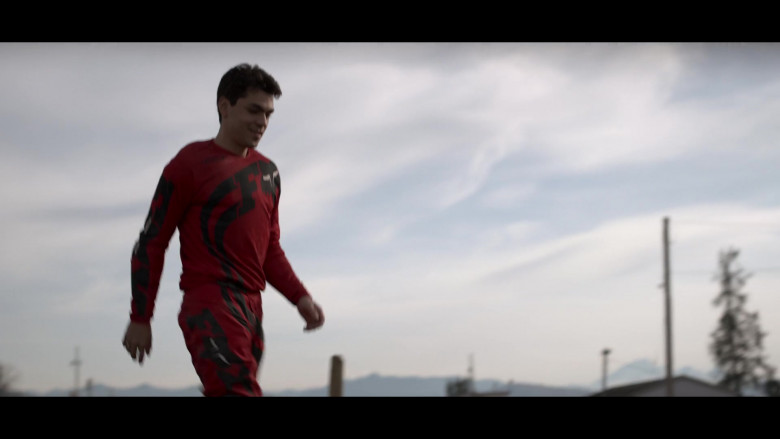Fox Racing Motocross Gear Worn by Adam Irigoyen as Isaac Rodriguez in Away S01E06 (3)