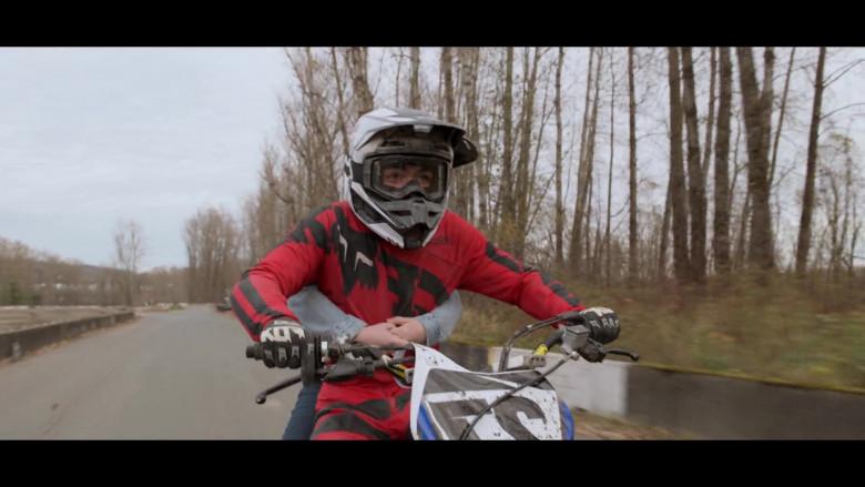Fox Racing Motocross Gear of Adam Irigoyen as Isaac Rodriguez in Away S01E04 (2)
