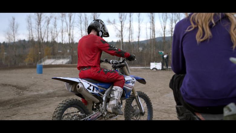 Fox Racing Motorcycle Gear of Adam Irigoyen as Isaac in Away S01E07 (1)