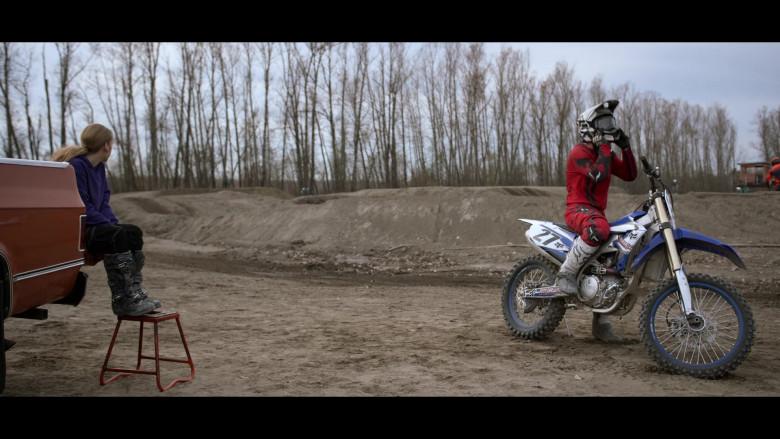 Fox Racing Motorcycle Gear of Adam Irigoyen as Isaac in Away S01E07 (2)