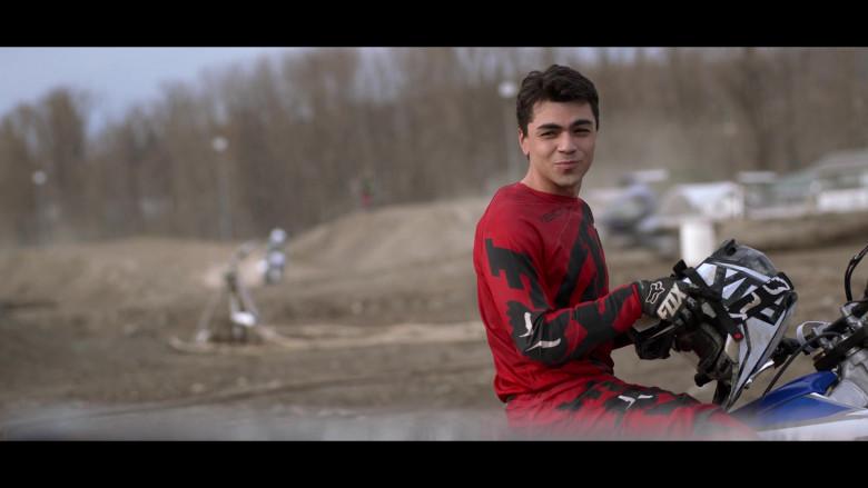 Fox Racing Motorcycle Gear of Adam Irigoyen as Isaac in Away S01E07 (4)