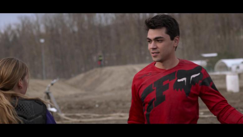 Fox Racing Motorcycle Gear of Adam Irigoyen as Isaac in Away S01E07 (5)