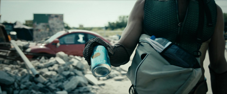 Fresca Drink Enjoyed by Chace Crawford as The Deep in The Boys S02E06 TV Show (2)