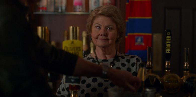 Fuller's Frontier Beer in Ted Lasso S01E08