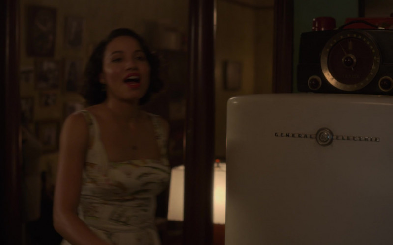 GE Refrigerator in Lovecraft Country S01E07 I Am. (2020)
