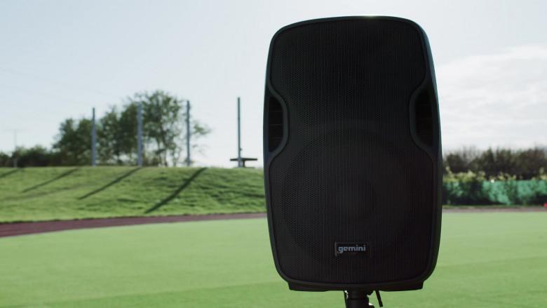 Gemini Sound Speaker in We Are Who We Are S01E01 (2020)