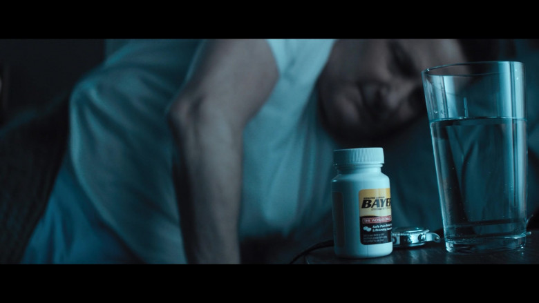 Genuine Bayer Aspirin of Jeff Daniels as James Comey in The Comey Rule Night Two (2020)