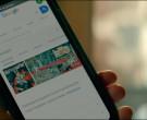 Google Web Search in Utopia S01E01 Life Begins (2020)