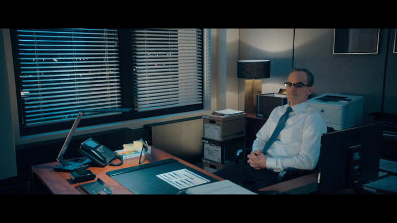 HP Printer of Michael Kelly as Andrew McCabe in The Comey Rule Night One (2020)