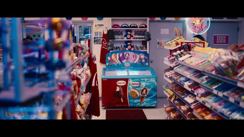 Häagen-Dazs and Nestle Ice Cream Refrigerator in Unpregnant (2020)