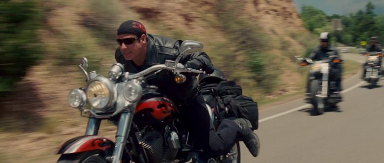 Harley-Davidson FLSTFSE Fat Boy Screamin Eagle Motorcycle of John Travolta as Woody Stevens in Wild Hogs (3)