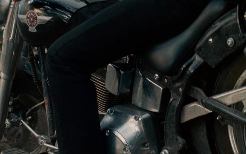Harley-Davidson Fat Boy Motorcycle of Tim Allen as Doug Madsen in Wild Hogs