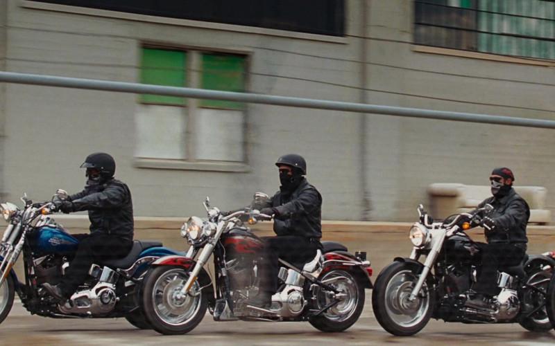 Harley-Davidson Motorcycles in Wild Hogs Movie (1)