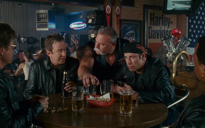 Harley-Davidson Posters in Wild Hogs (2007)