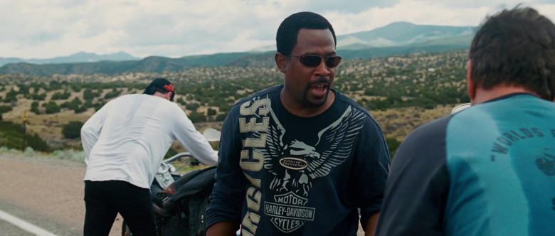 Harley-Davidson Shirt Worn by Martin Lawrence as Bobby Davis in Wild Hogs (3)