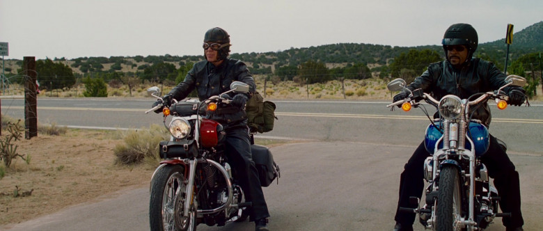 Harley-Davidson Sportster 1200 Motorcycle of William H. Macy as Dudley Frank in Wild Hogs (2)