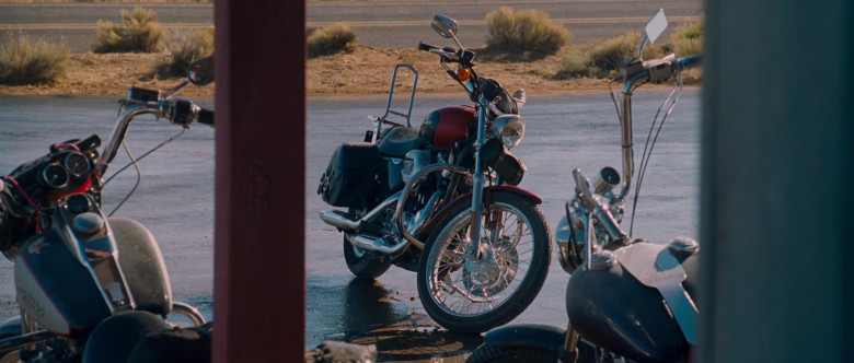 Harley-Davidson Sportster 1200 Motorcycle of William H. Macy as Dudley Frank in Wild Hogs (3)