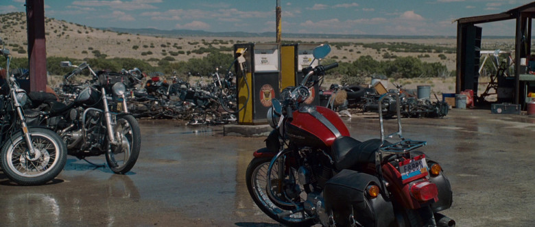 Harley-Davidson Sportster 1200 Motorcycle of William H. Macy as Dudley Frank in Wild Hogs (5)
