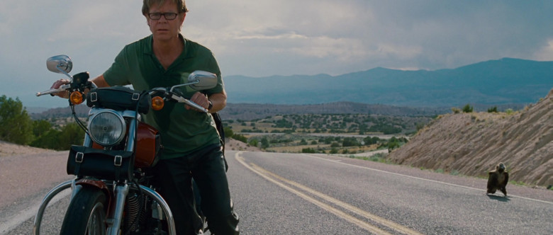 Harley-Davidson Sportster 1200 Motorcycle of William H. Macy as Dudley Frank in Wild Hogs (7)