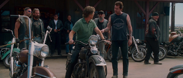 Harley-Davidson T-Shirt of Ray Liotta as Jack in Wild Hogs (1)