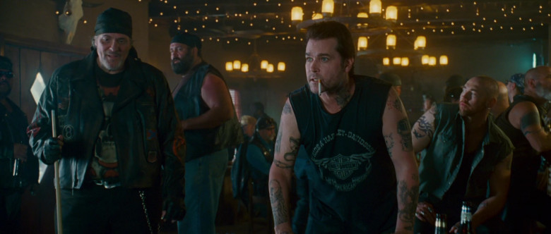 Harley-Davidson T-Shirt of Ray Liotta as Jack in Wild Hogs (3)