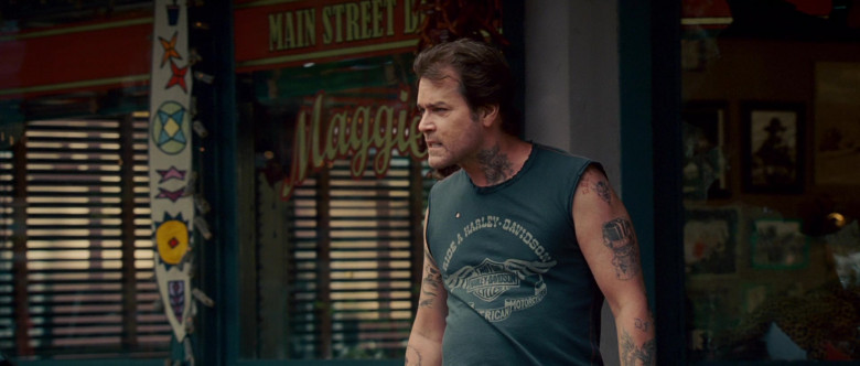 Harley-Davidson T-Shirt of Ray Liotta as Jack in Wild Hogs (6)