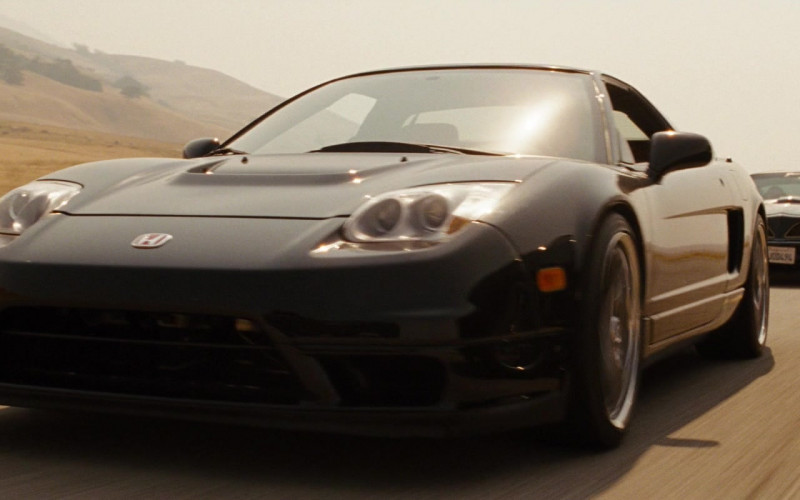 Honda Acura NSX Car of Jordana Brewster as Mia Toretto in Fast & Furious (1)