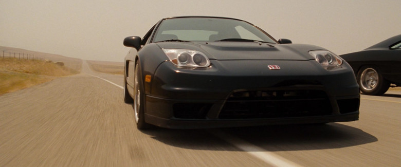 Honda Acura NSX Car of Jordana Brewster as Mia Toretto in Fast & Furious (2)