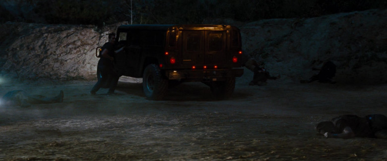 Hummer H1 SUV in Fast & Furious (1)