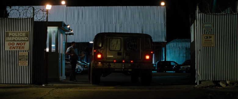 Hummer H1 SUV in Fast & Furious (4)
