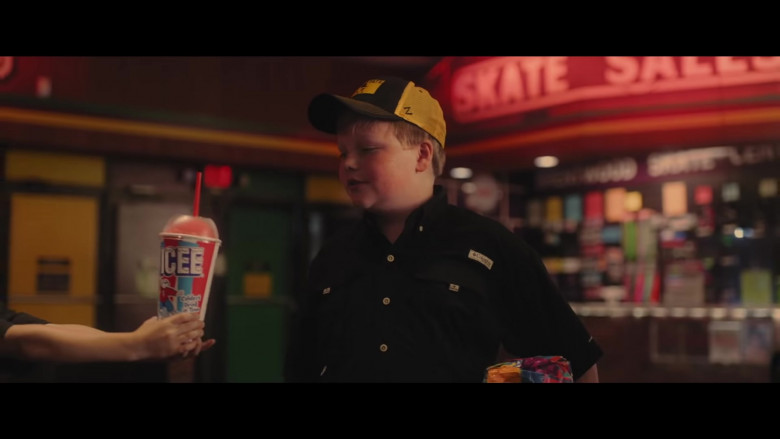 Icee Drinks in Lovin' On You by Luke Combs (1)