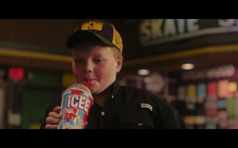 Icee Drinks in Lovin' On You by Luke Combs (2)