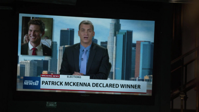 Insignia TV in L.A.'s Finest S02E12