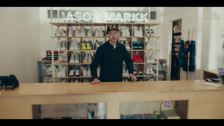 Jason Markk Shoe Care in Sneakerheads Season 1 Episode 6 (1)