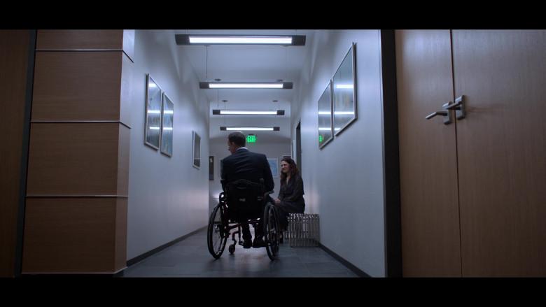 Jay Wheelchair of Josh Charles as Matt Logan in Away S01E10 TV Show by Netflix (2)