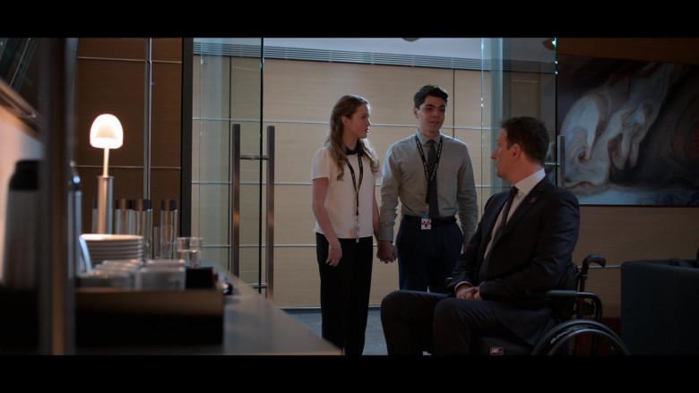 Jay Wheelchair of Josh Charles as Matt Logan in Away S01E10 TV Show by Netflix (3)
