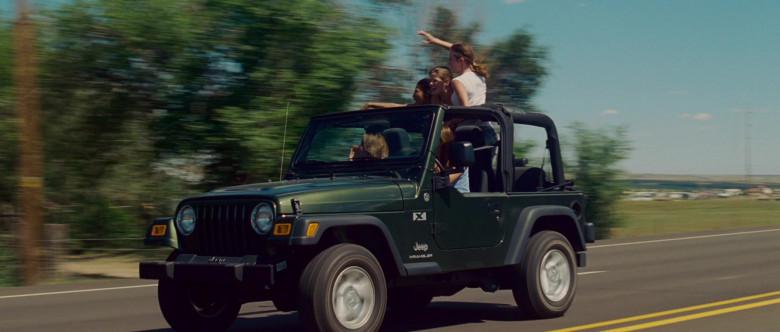 Jeep Wrangler Car in Wild Hogs (1)