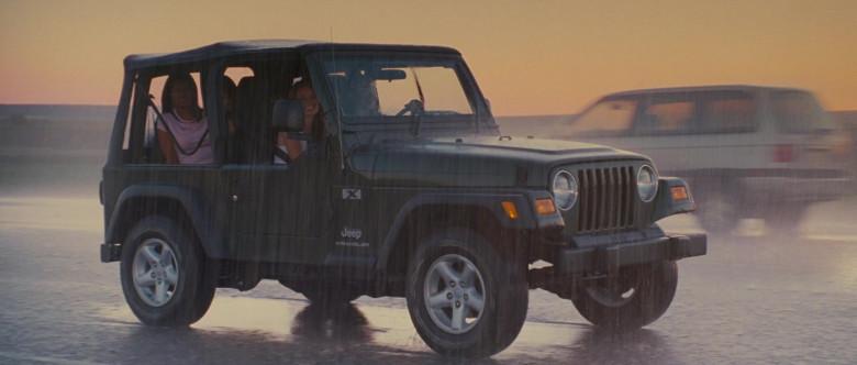 Jeep Wrangler Car in Wild Hogs (2)