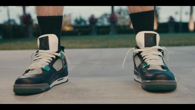 Jordan 4 Retro Oregon Ducks Men's Sneakers by Nike in Sneakerheads S01E03 TV Show (1)