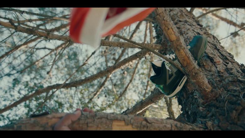 Jordan 4 Retro Oregon Ducks Men's Sneakers by Nike in Sneakerheads S01E03 TV Show (2)