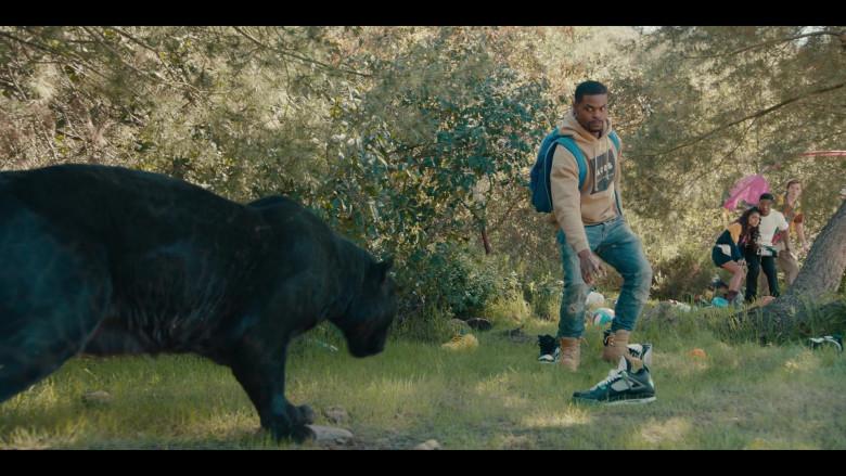 Jordan 4 Retro Oregon Ducks Men's Sneakers by Nike in Sneakerheads S01E03 TV Show (3)