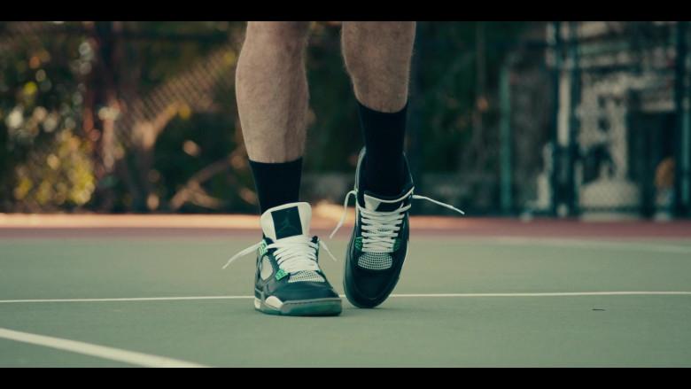 Jordan 4 Retro Oregon Ducks Men's Sneakers by Nike in Sneakerheads S01E03 TV Show (4)