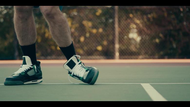 Jordan 4 Retro Oregon Ducks Men's Sneakers by Nike in Sneakerheads S01E03 TV Show (5)