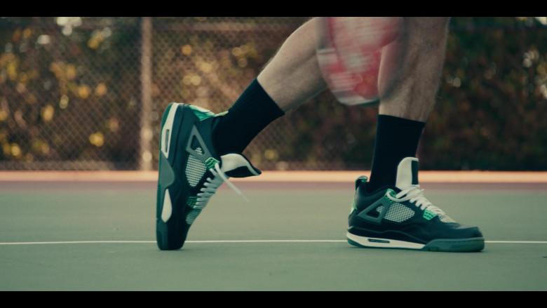 Jordan 4 Retro Oregon Ducks Men's Sneakers by Nike in Sneakerheads S01E03 TV Show (6)