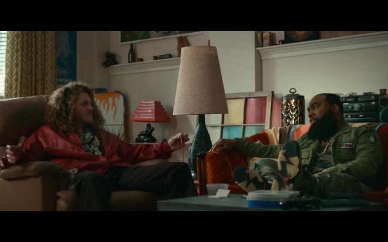 Jordan Sneakers of T. Murph as Clovis in Woke S01E08