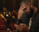 Jordan Yellow Sneakers in Popstar by DJ Khaled ft. Drake (...